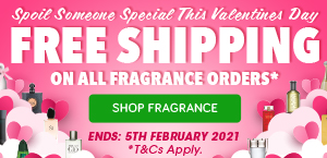 Free Shipping on Fragrances